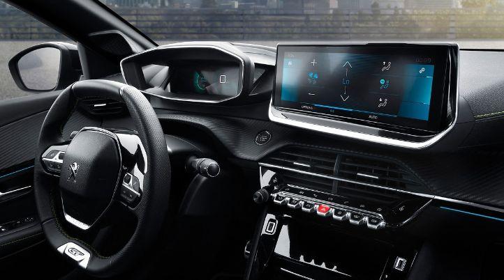 i-Cockpit 3D Peugeot 2008