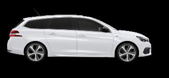 Peugeot 308 SW Hybrid