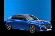 Azul vértigo (tri-capa)